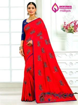 11375 Designer Saree