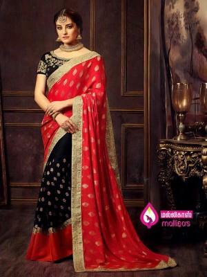 A - 1309 Designer saree