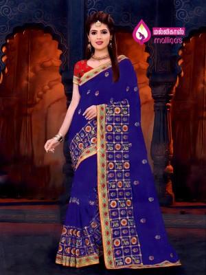 D.11645 Designer Saree