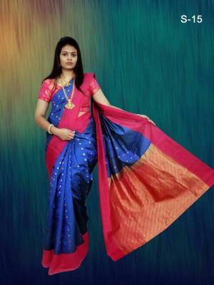 S-15 Silk Saree